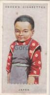 Japan - Children Of All Nations - Ogden's Cigarette Card - Nr. 23 - 35x65mm - Ogden's