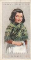 Ireland - Children Of All Nations - Ogden's Cigarette Card - Nr. 21 - 35x65mm - Ogden's