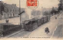 Bressuire      79       La Station Du Tramway    (voir Scan) - Bressuire