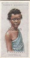 Australia - Children Of All Nations - Ogden's Cigarette Card - Nr. 4 - 35x65mm - Ogden's