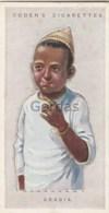 Arabia - Children Of All Nations - Ogden's Cigarette Card - Nr. 3 - 35x65mm - Ogden's