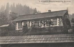Romania - Brodina - Jud. Suceava - Bukowina - Rumänien