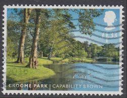 GROSBRITANNIEN GRANDE BRETAGNE GB 2016 CROOME PARK - CAPABILITY BROWN FROM LANDSCAPE GARDENS  £1.33 SG 3876 MI 3934  434 - 1952-.... (Elizabeth II)