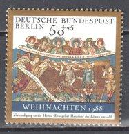 Germany Berlin 1988  - Christmas - Mi.829 - MNH (**) - [5] Berlino
