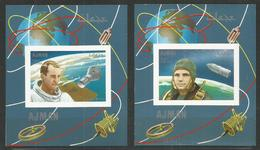 AJMAN - MNH - Space - White - Gagarin - Imperf. - Space