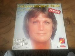 166/ CLAUDE FRANCOIS C EST POUR VOUS QUE JE CHANTE - Reggae