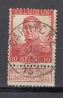 111 Gestempeld CAPRYCKE - COBA 8 Euro - 1912 Pellens