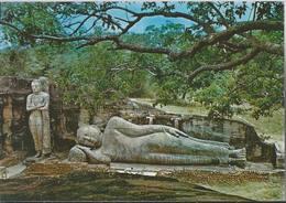 Polonnaruwa - Gal Vihara - Rock Temple Of The Buddha  - H4856 - Sri Lanka (Ceylon)