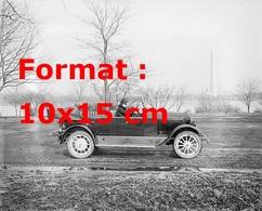 Reproduction D'une Photographie Ancienne D'une Automobile The Lanza Motor Company En 1921 - Reproductions