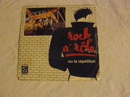 DPX 794 LES  BANLIEUTSARS La Repetition. - Rock