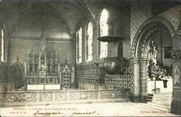 BRUGES-BRUGGE - Intérieur De La Chapelle Du Saint-Sang - Oblitération De 1904 - Edit. Albert Sugg, Série 11, N° 25 - Brugge