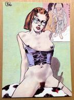 "LIBERATORE    : "" MARIA AUX LUNETTES "" - EROTISME - 1983 - Comics"