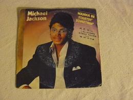 EPCA 3427 MICHAEL JACKSON Wanna Be Startin'somethin' - Rock