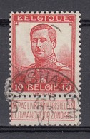 111 Gestempeld CRUYSHAUTEM - COBA 8 Euro - 1912 Pellens