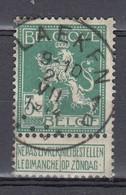 110 Gestempeld LAEKEN 1 C - 1912 Pellens