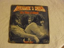 132 508 APHRODITE'S CHILD It's Five O'clock - Rock
