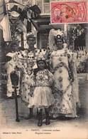 CPA TAHITI - Costumes Anciens - Tahiti