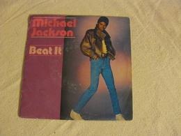 EPCA 3184 MICHAEL JACKSON Beat It - Rock