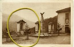 Lecco Valsassina Taceno Caduti Monumento - Lecco