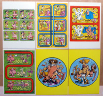 "JACOVITTI    : Lot De 6 Cartes Postales "" KAMASOUTRA ""  EROTISME - Fumetti"