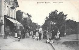 Lot N° 122 - 93 - SEVRAN - Lot De 8 Cartes Postales - Toutes Scannées - Postcards
