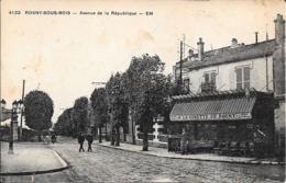 Lot N° 123 - 93 - ROSNY-sous-BOIS - Lot De 11 Cartes Postales - Toutes Scannées - Postcards