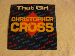 92 8834 7 CHRISTOPHER CROSS That Girl - Rock
