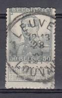 115 Gestempeld LEUVEN - LOUVAIN 1 H - 1912 Pellens