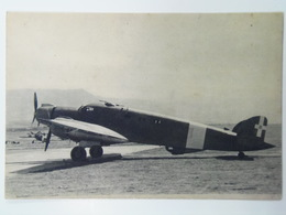7087 Militare Secundo Guerra Marchetti S 84 - Guerre 1939-45