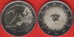 "Greece 2 Euro 2018 ""Union Of The Dodecanese With Greece"" BiMetallic UNC - Greece"