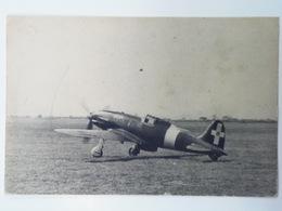 7095 Militare Secundo Guerra Macchi 202 - Guerre 1939-45
