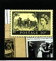 GREAT BRITAIN - 2011  50p  CASTLE  EX   PRESTIGE  BOOKLET   MINT NH - 1952-.... (Elisabetta II)