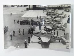 7098 Militare Secundo Guerra Scuola Di Guerra Aera Comando 4 - Guerra 1939-45