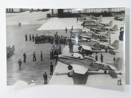 7098 Militare Secundo Guerra Scuola Di Guerra Aera Comando 4 - War 1939-45