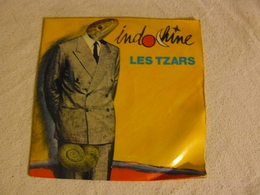109 191 INDOCHINE Les Tzars - Rock