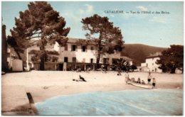 83 CAVALIERE - Vue De L'hotel Et Des Bains - Otros Municipios