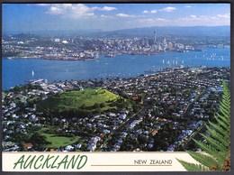 New Zealand Auckland 2001 / Panorama, Devenport And Auckland City / Mt. Victoria / North Island - New Zealand
