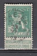110 Gestempeld MAETER - COBA 30 Euro - 1912 Pellens