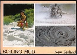 New Zealand Boiling Mud 1993 - New Zealand