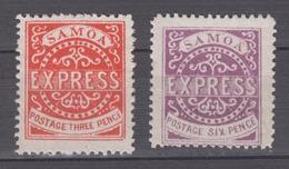 SAMOA - Samoa Express MINT HINGED - Samoa (Staat)