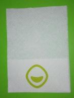 Servilleta,serviette ,Galp, Gasolineiras. Portugal - Company Logo Napkins