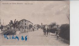 Rivoltella Sul Garda Desenzano Brescia Vista Dal Lago - Altre Città