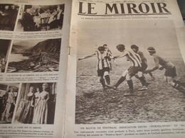 FOOT FEMININ/MILLERAND CABINET /ROUEN PRISONNIERS ALLEMANDS /EGYPTE NATIONALISTES/COBLENCE MONUMENT - Livres, BD, Revues