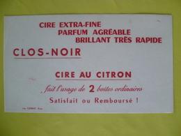 Buvard  Cire Extra Fine CLOS NOIR - Buvards, Protège-cahiers Illustrés