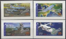 VANUATU - 20e Anniversaire De La Compagnie Air Vanuatu - Vanuatu (1980-...)