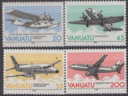VANUATU - Avion 1998 - Vanuatu (1980-...)