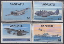 VANUATU - Les Nouvelles Hébrides Durant La Seconde Guerre Mondiale 1992 - Vanuatu (1980-...)