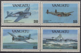 VANUATU - Les Nouvelles Hébrides Durant La Seconde Guerre Mondiale 1993 - Vanuatu (1980-...)