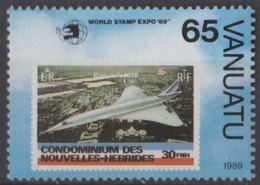 VANUATU - Exposition Philatélique De Washington - Vanuatu (1980-...)