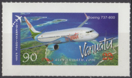 VANUATU - Avion 2008 - Vanuatu (1980-...)